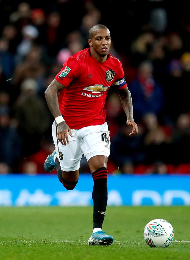 Ashley Young File Photo