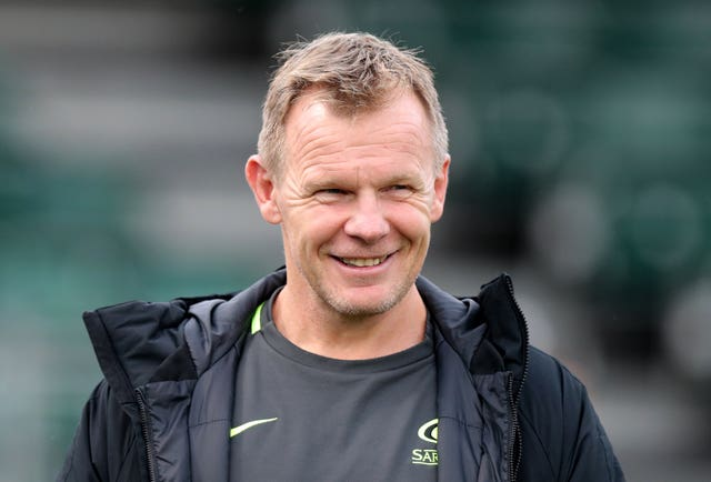 Mark McCall admits the squad will look very different in the Championship