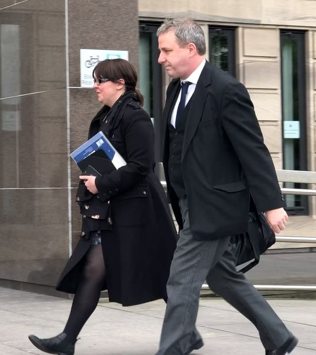 Natalie McGarry court case