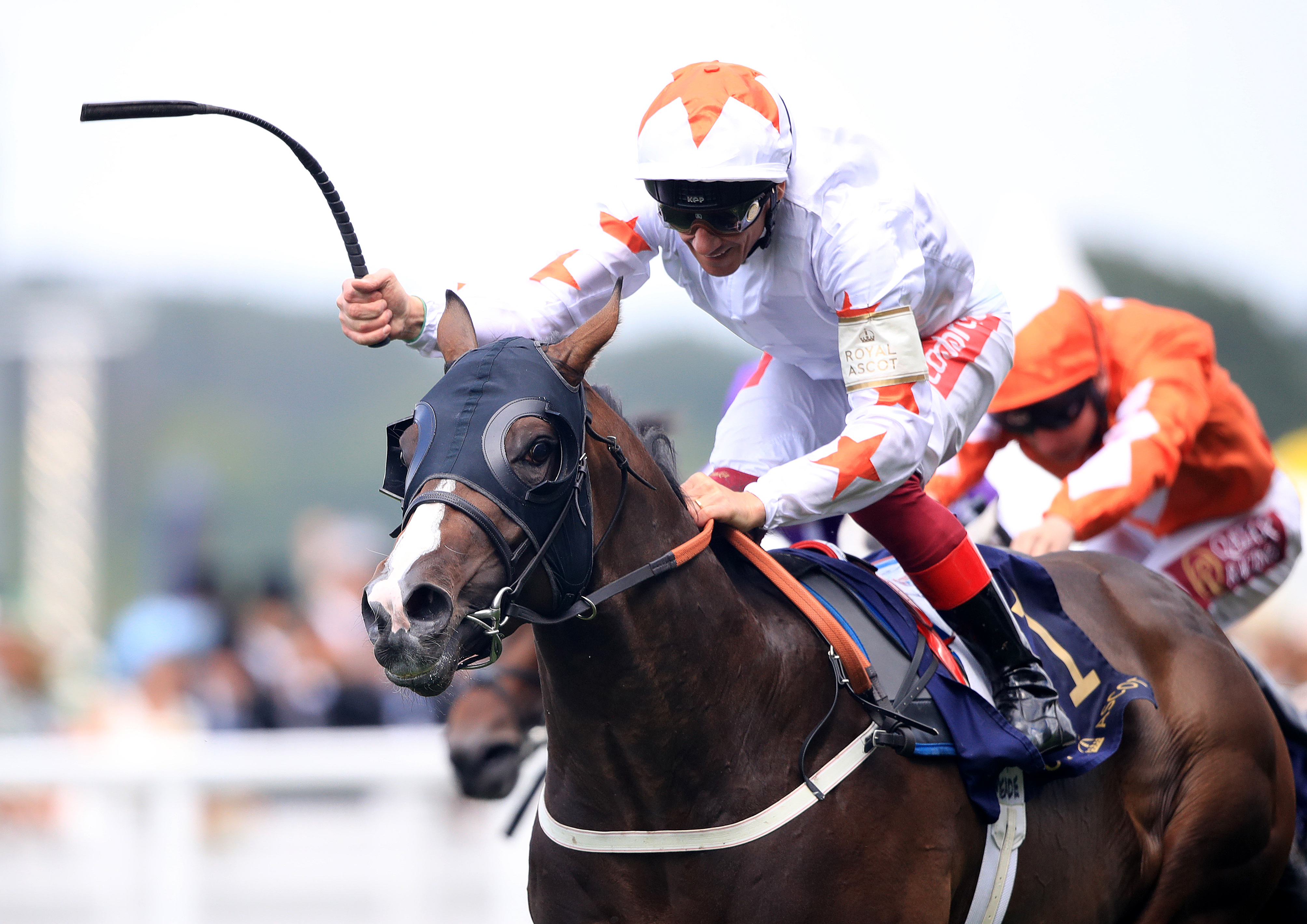 Advertise has won two Group Ones for Dettori