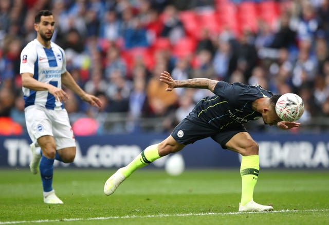 Gabriel Jesus nodded home the winner early on
