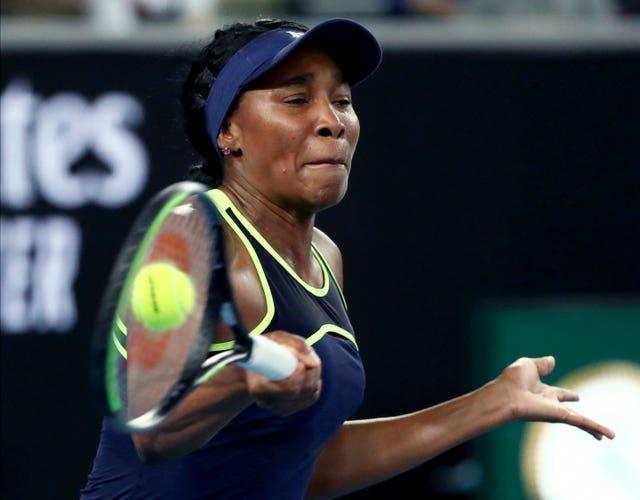 Venus Williams will play mixed doubles with Juan Sebastian Cabal