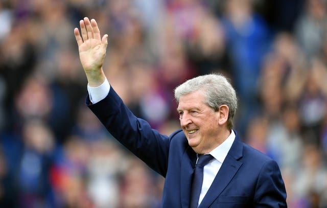 Hodgson has a special bond with Palace fans