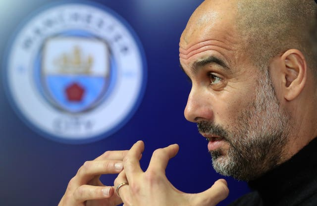 Guardiola says racism is a problem in society