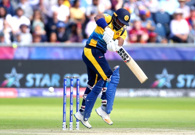 Kusal Perera got Sri Lanka off to a strong start