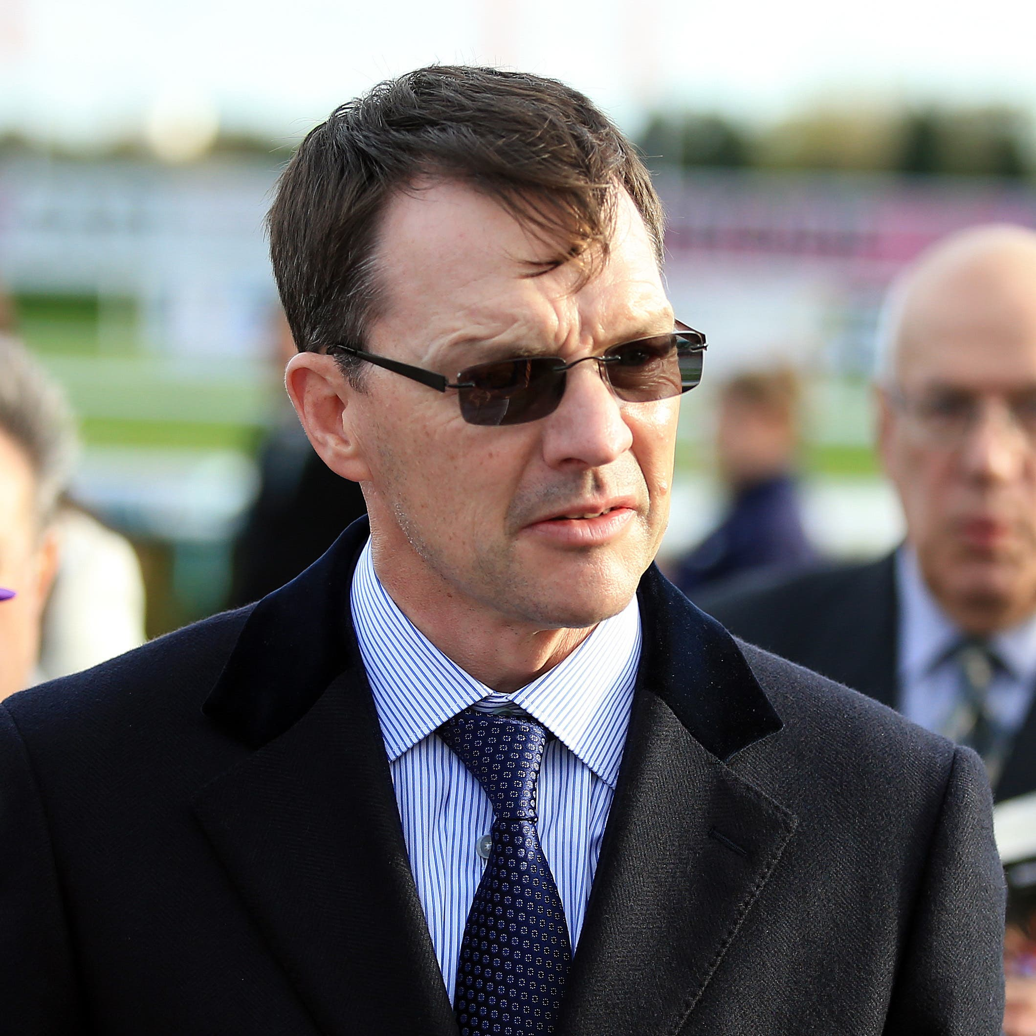Aidan O'Brien, trainer (Clint Hughes/PA)