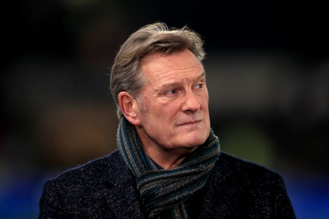 Glenn Hoddle delivered a damning verdict of Tottenham's performance
