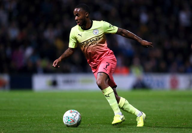 Raheem Sterling scored a superb goal at Preston