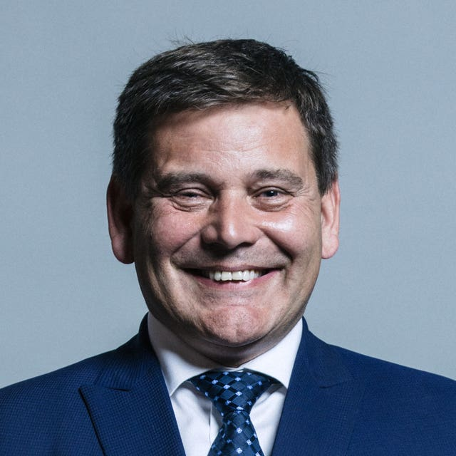Tory MP Andrew Bridgen, who complained about Speaker John Bercow (Chris McAndrew/UK Parliament/(Attribution 3.0 Unported (CC BY 3.0)/PA)