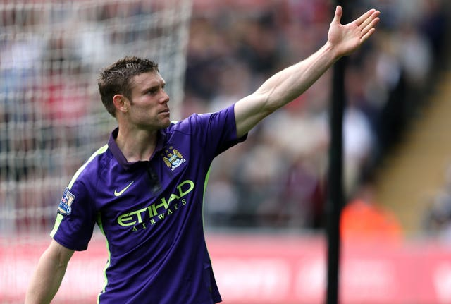 Milner swapped Manchester City for Liverpool