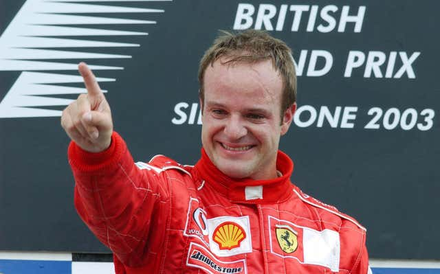 Rubens Barrichello – British Grand Prix