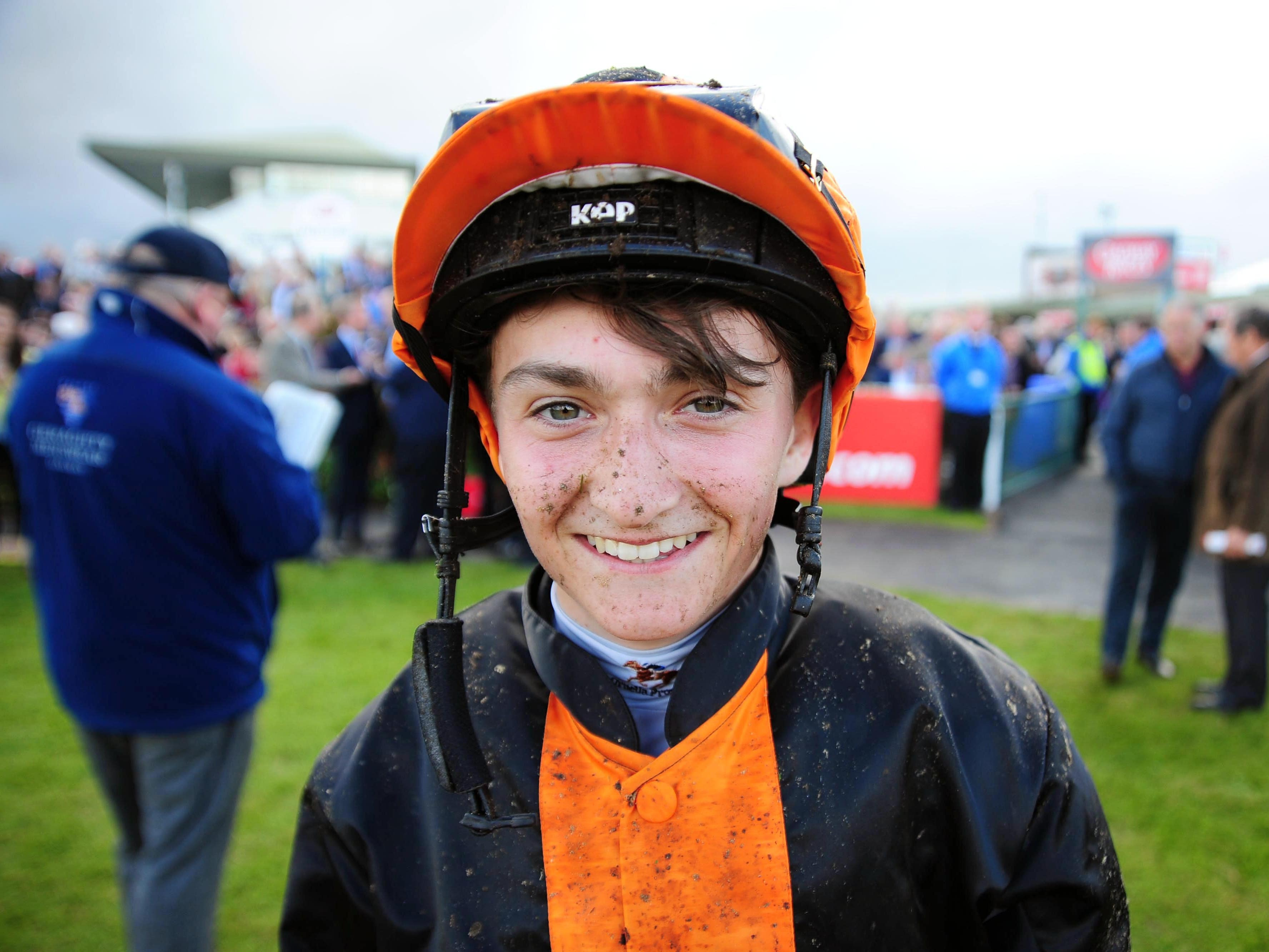 Danny Sheehy tested positive for Covid-19 (PA)