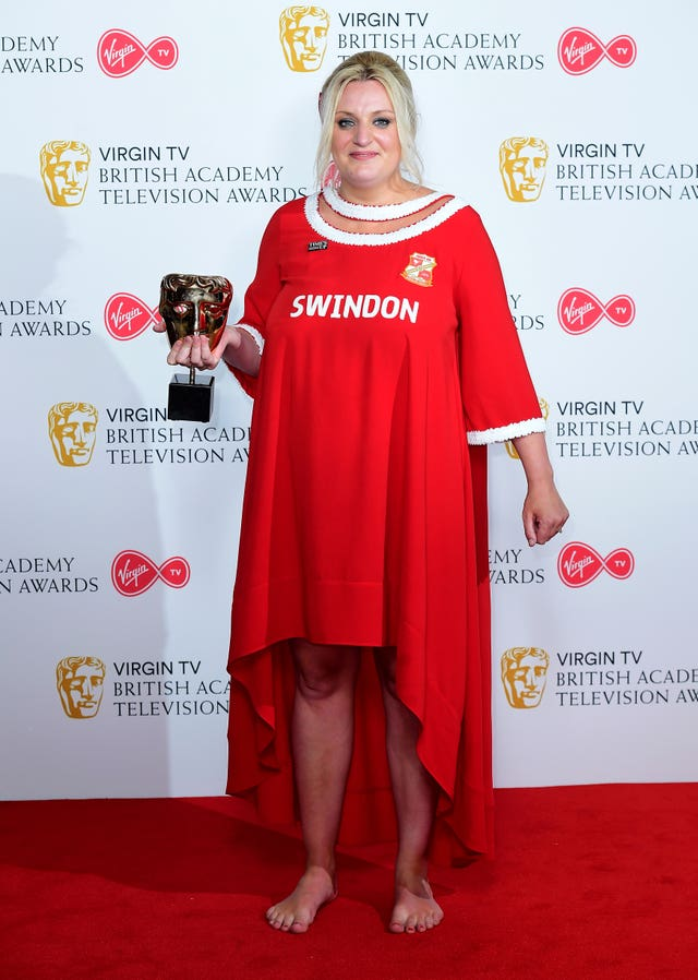 Virgin TV British Academy Television Awards 2018 – London