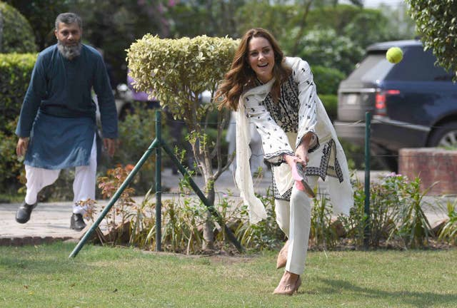 Royal Tour of Pakistan – Friday visit