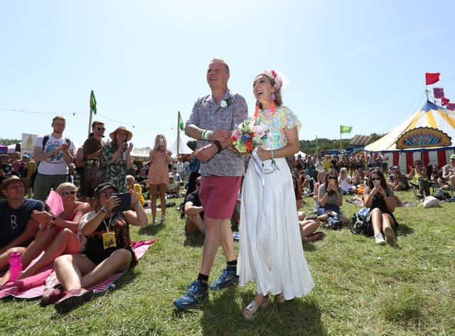 Glastonbury Festival 2019 – Day 2