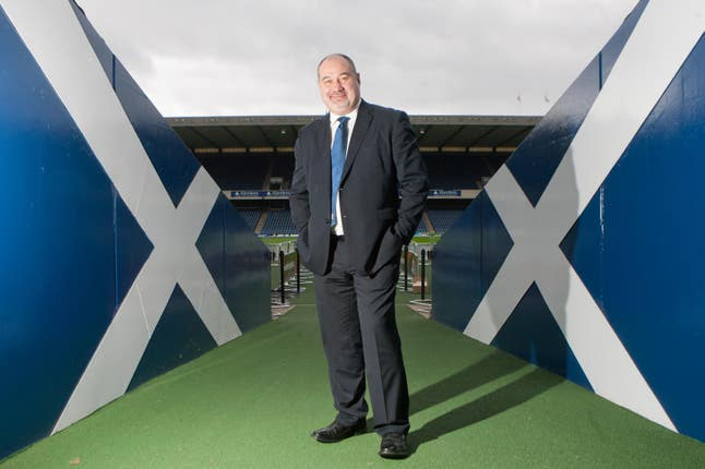 Rugby Union – Mark Dodson Appointed Chief Executive of Scottish Rugby – Murrayfield