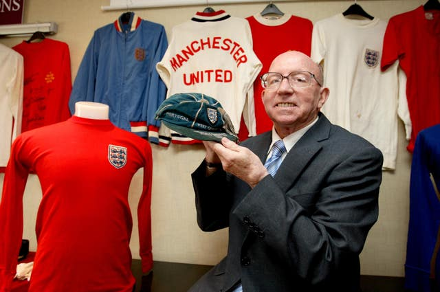 Nobby Stiles was a mentor to a new generation of Manchester United stars.