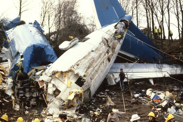 Disasters and Accidents – Kegworth Air Disaster – M1, Leicestershire