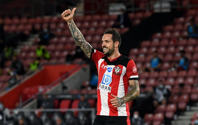 Vardy leads Ings (pictured) in the golden boot race