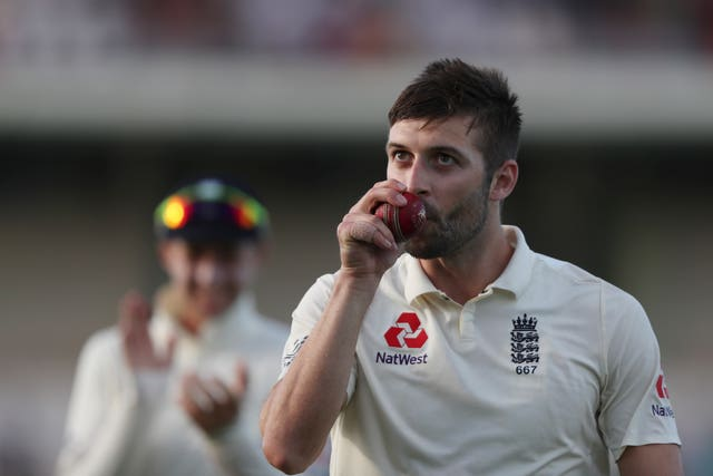 Mark Wood claimed his maiden five-wicket haul in Test cricket to help England take control of the third Test against the West Indies