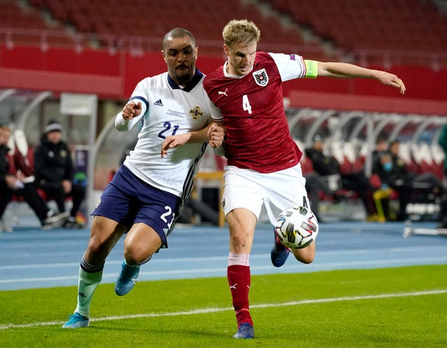 Austria v Northern Ireland – UEFA Nations League – League B – Group 1 – Ernst Happel Stadion