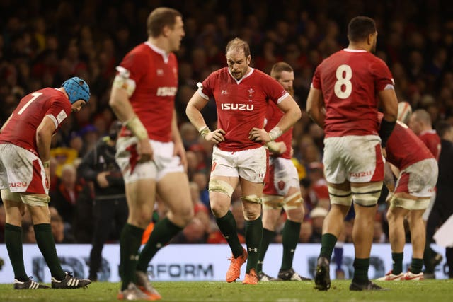 Wales have suffered back-to-back defeats