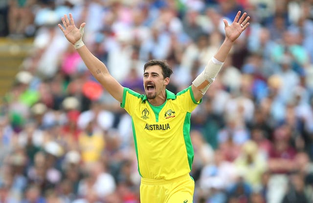 Mitchell Starc set a new World Cup record