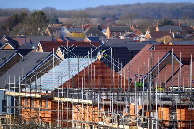 UK construction figures