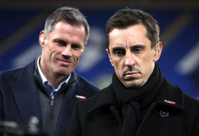 Carragher and Neville defended VAR