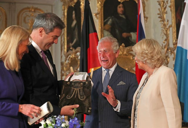 The Prince of Wales visit to Germany – Day 3