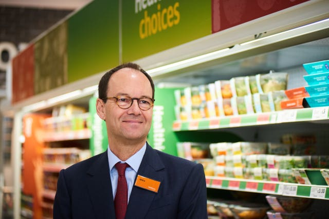 Sainsbury's sales figures