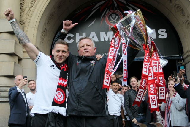 Manager Chris Wilder to leave Sheffield United | East London and West Essex  Guardian Series