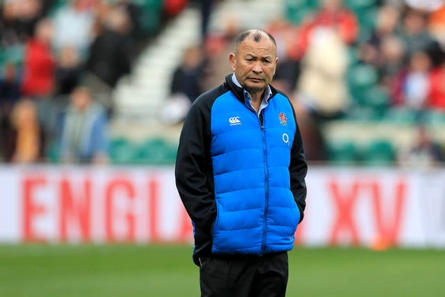 England head coach Eddie Jones has suggested that Wales are starting to feel the pace