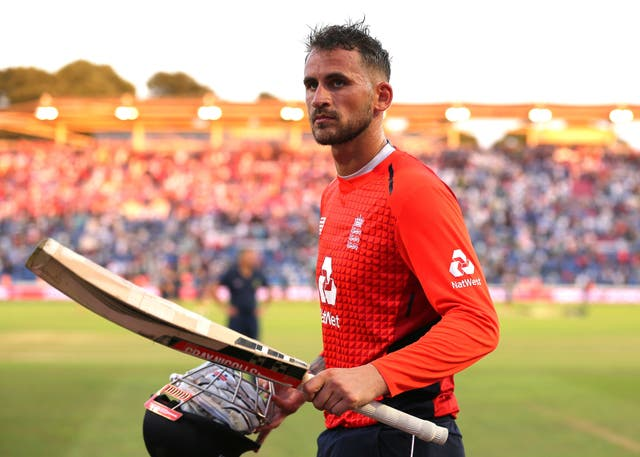 Hales has been criticised by his captain