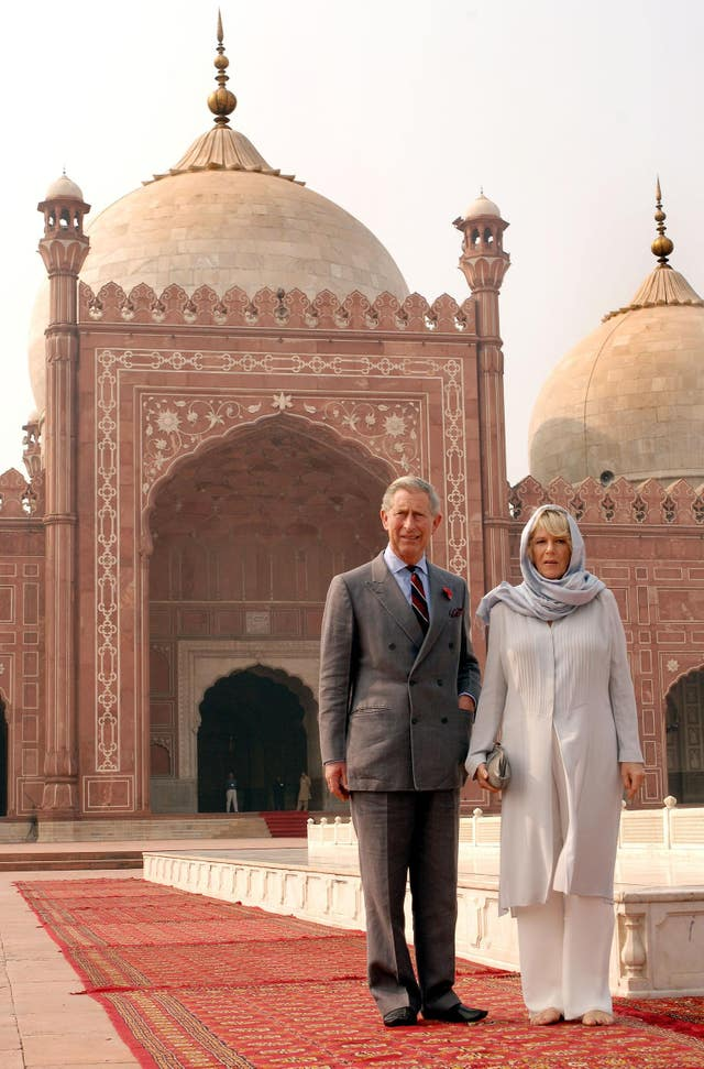 Prince of Wales and the Duchess of Cornwall visit Pakistan – day four