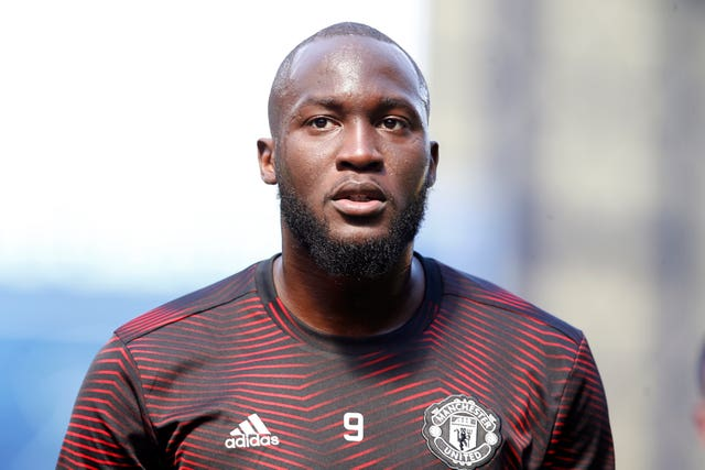 Romelu Lukaku has yet to feature on Manchester United's tour