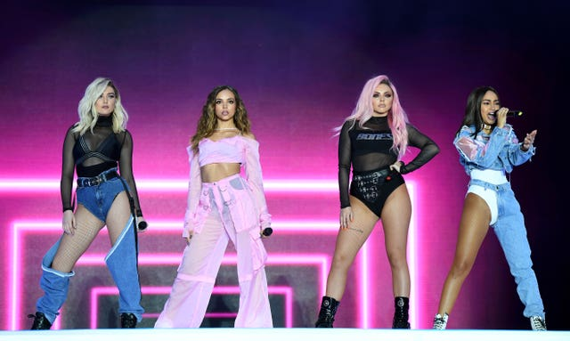 Little Mix (Chris J. Ratcliffe/PA)