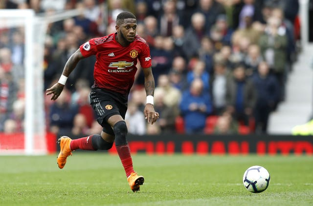 Fred struggled to make an impact during his first season at Manchester United.