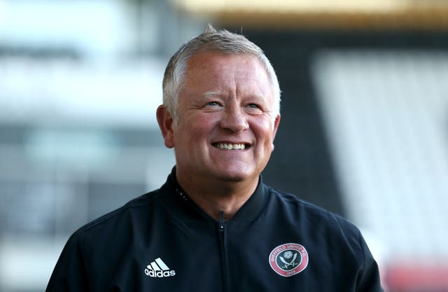 Chris Wilder has worked wonders at Sheffield United
