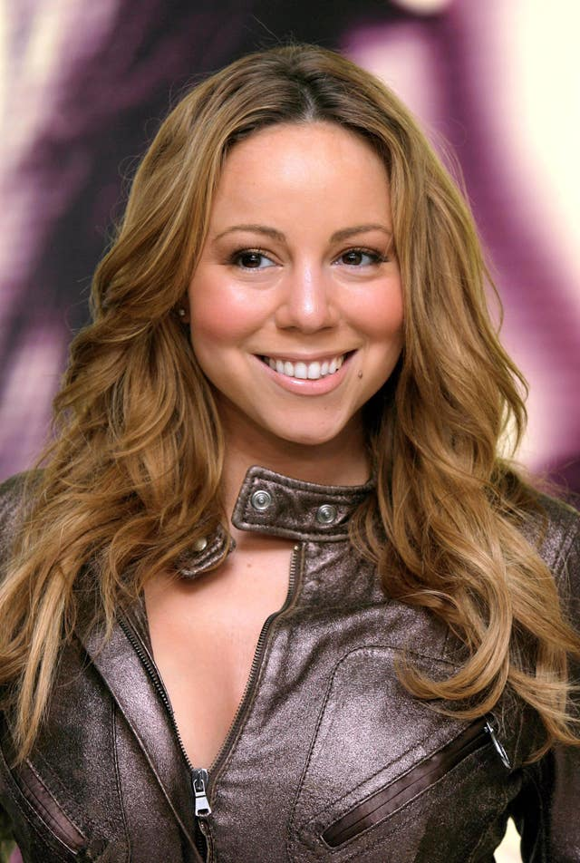 Mariah Carey Pinko photocall – London