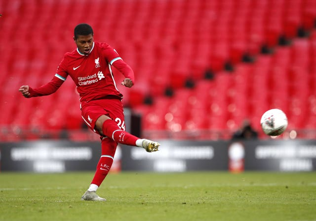 Klopp insists no decision has been made on the immediate future of young striker Rhian Brewster