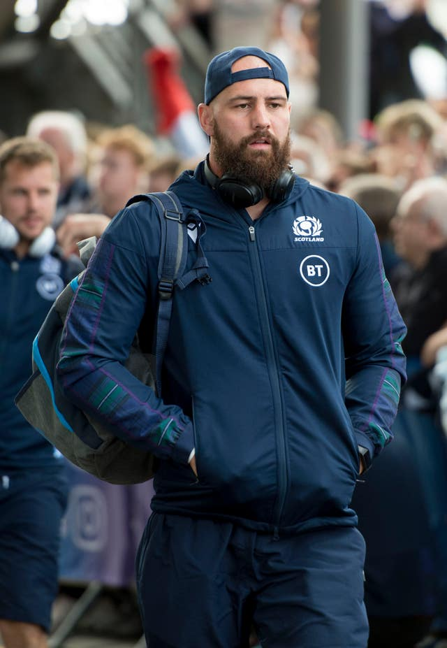 Scotland v France – International Friendly – BT Murrayfield