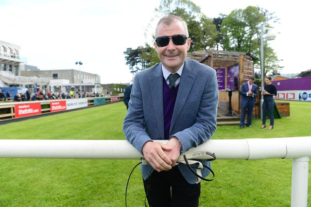 Pat Smullen raised millions of euros for charity