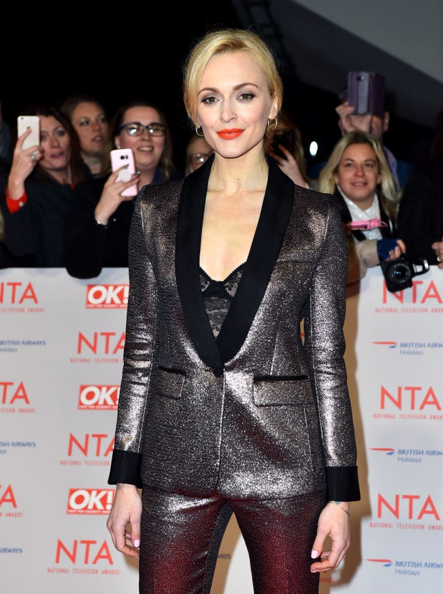 National Television Awards 2018 – Arrivals – London