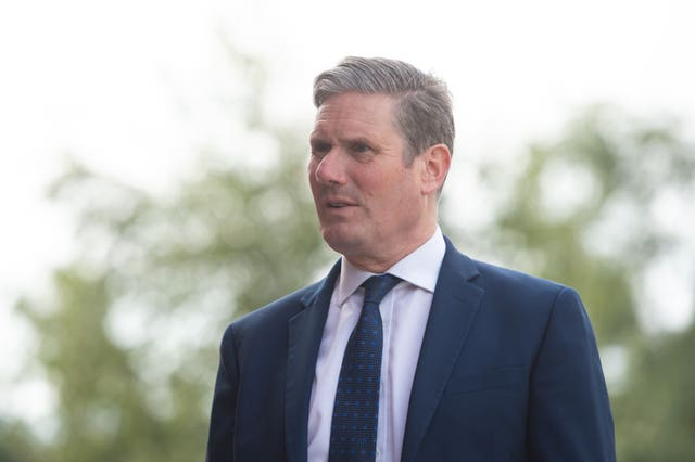 """Keir Starmer """"Data Title ="""" Keir Starmer Visiting Milton Keynes """"Data Copyright Holder ="""" PA Wire """"Data Copyright Notice ="""" PA Wire / PA Images """"Data Credit ="""" Joe Giddens """"Data Use Terms ="""" """" srcset = """"https://image.assets.pressassociation.io/v2/image/production/3ccf487f8bf78b2380d03e02a4717844Y29udGVudHNlYXJjaCwxNTk2NDA1NjMx/2.5470239.p. Image / Production / 3ccf487f8bf78b2380d03e02a4717844Y29udGVudHNlYXJjaCwxNTk2NDA1NjMx / 2.54702395.jpg? w = 640 640W, https://image.assets.pressassociation.io/v2/image/production/3ccf487f8bf78b2380d03e02a4717844Y29udGVudHNlYXJjaCwxNTk2NDA1NjMx/2.54702395.jpg?w=1280 """"1280xx"""" width: 1280 """", max. 1000px) 54vw, (maximum width: 1071px) 543px, 580px """"/>   <figcaption>Union leader Sir Keir Starmer took charge of the party in April (Joe Giddens / PA)</figcaption></figure> </div> <p>The party has refused to disclose how much the settlement would cost, but the Telegraph reported that the fees and damages are expected to be close to £ 375,000.</p> <p>Sir Keir's predecessor, Mr. Corbyn, called the settlement decision """"disappointing"""" and claimed that it was a """"political decision, not a legal one"""".</p> <p>Mr. Corybn said his team had been advised during his tenure that the """"party had a strong defense.""""</p> <p>Panorama reporter John Ware takes legal action against Islington North MP after the remarks.</p> <p>Labor declined to comment on McCluskey's donation review threat, but Sir Keir's spokesman previously said that all three candidates had agreed in the final of the party's leadership competition, which was concluded in April, to settle the case.</p> <div class="""