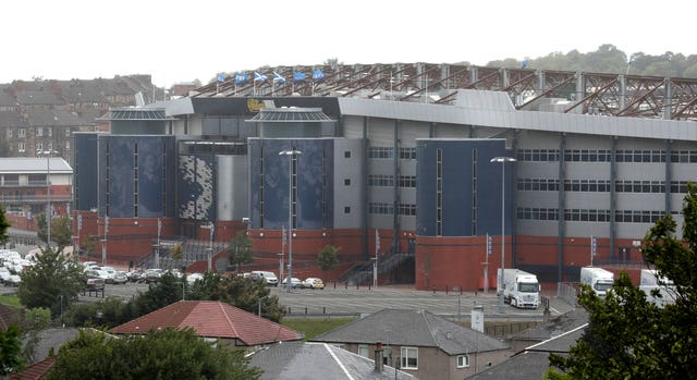 Hampden faces further redevelopment