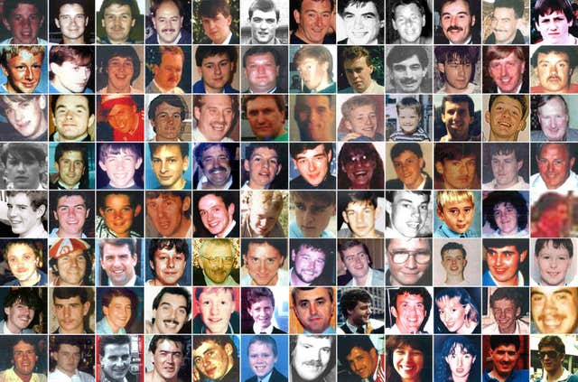Hillsborough disaster charges