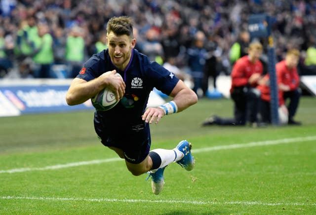 Scotland v Fiji – Autumn International – Murrayfield Stadium