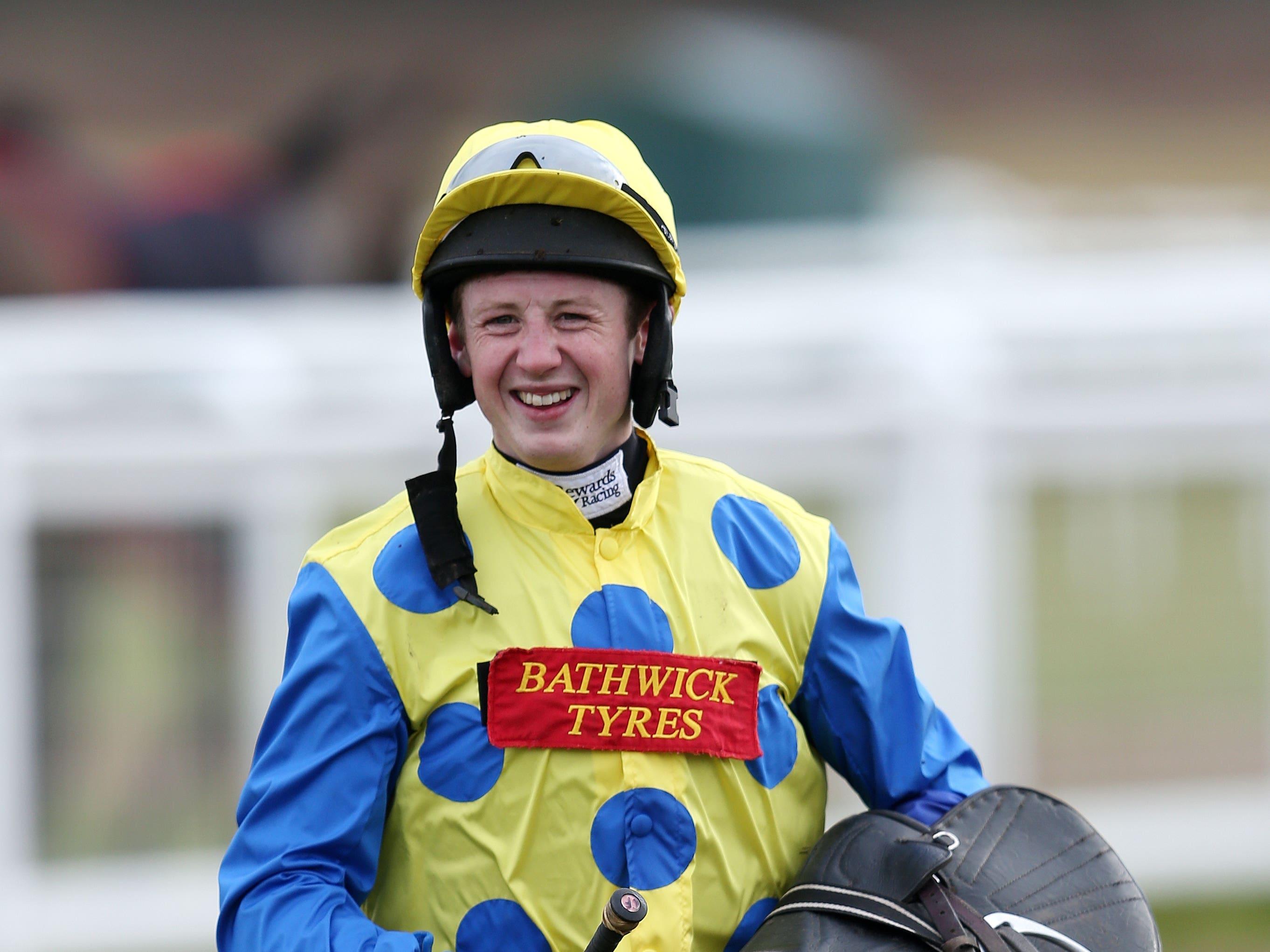 Conor O'Farrell was seen to good effect (David Davies/PA)
