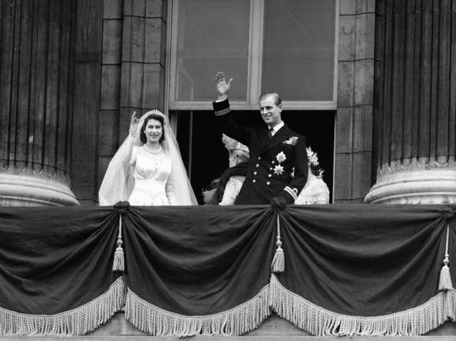 Princess Elizabeth's wedding